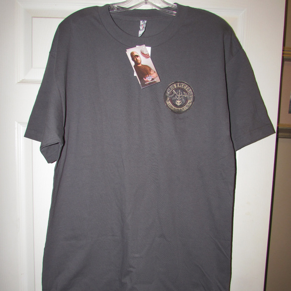 Chris Kyle Frog Foundation Large Tee T-Shirt NEW NWT